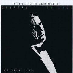 frank sinatra - trilogy : past present future CD 2-disc set 1980 warner reprise bristol used mint