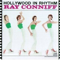 ray conniff - hollywood in rhythm CD 1990 columbia CBS used mint