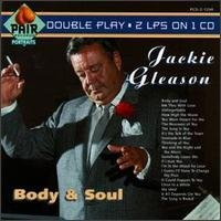 jackie gleason - body and soul CD 1993 pair cema 16 tracks used mint