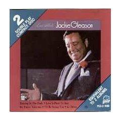 jackie gleason - lush moods CD 1984 pair capitol cema 16 tracks used mint