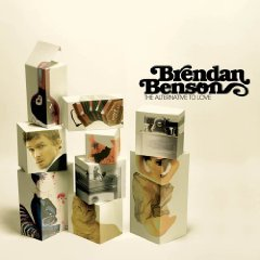 brendan benson - the alternative to love CD 2005 V2 records new factory sealed barcode punched