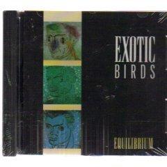 exotic birds - equilibrium CD 1990 alpha international used mint