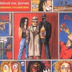 blind mr. jones - stereo musicale CD 1992 cherry red UK used mint