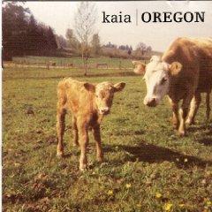 kaia - oregon CD 2002 mr. lady 11 tracks used mint