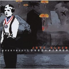 jeff klein - everybody loves a winner CD 2003 one little indian used mint barcode punched