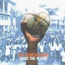 the boneshakers - shake the planet CD 1998 virgin pointblank used mint