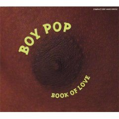 book of love - boy pop CD single 1993 sire warner 8 tracks used mint