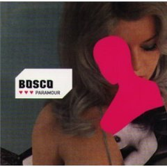 bosco fr - paramour CD 2000 DMAFT used mint barcode punched