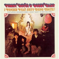 tommy boyce & bobby hart - i wonder what she's doing tonite? CD 1968 A&M canyon japan used mint