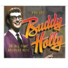 buddy holly - 36 all-time greatest hits CD 3-disc set 1996 MCA used mint