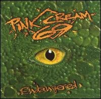 pink cream 69 - endangered CD 2001 avalon japan used mint no obi strip