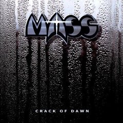 mass - crack of dawn CD 2007 escape music 12 tracks used mint
