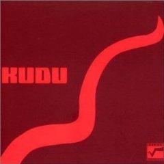 kudu - kudu CD 2001 velour recordings used mint barcode punched