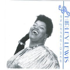 shirley lewis - experee-ance for the love of it CD 9 tracks used mint