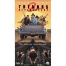 tremors 2 VHS 1996 universal city studios color 100 minutes used near mint