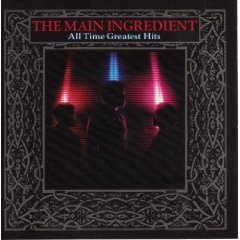 the main ingredient - all time greatest hits CD 1989 RCA BMG used mint