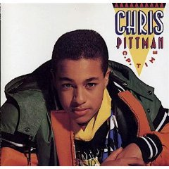 chris pittman - C.P. time CD 1991 atlantic used mint barcode punched