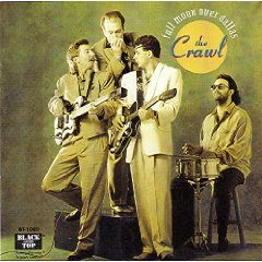 the crawl - full moon over dallas CD 1992 black top used mint