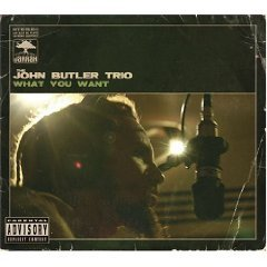 john butler trio - what you want CD ep 2004 lava records 6 tracks used