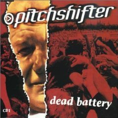 pitchshifter - dead battery part 1 CD single 2000 MCA 3 tracks used mint