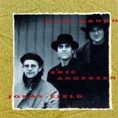 rick danko eric andersen jonas fjeld CD 1991 rykodisc stageway used mint barcode punched