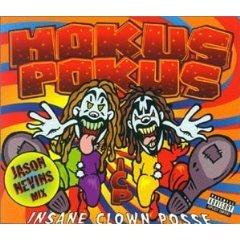 insane clown posse - hokus pokus CD single 1998 island polygram UK mint