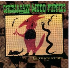 chickasaw mudd puppies - 8 track stomp CD 1991 polygram used mint