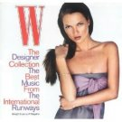 the designer collection the best music from the international runways CD 1999 sony mint