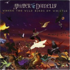 atwater donnelly - where the wild birds do whistle CD 1997 rabbit island 16 tracks mint