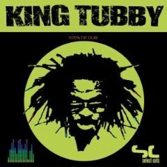 king tubby - select cuts 100% of dub CD 2003 select cuts EFA 20 tracks used mint