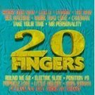 20 fingers - various artists CD 1995 sos zoo BMG Direct used mint