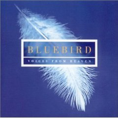 bluebird : voices from heaven - various artists CD 2000 decca BMG Direct used mint