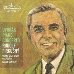 dvorak piano concerto - firkusny & vienna state opera orchestra and somogyi CD 2002 DG mint