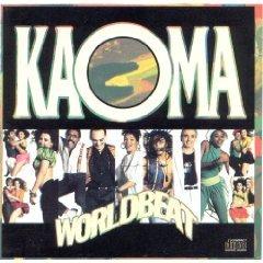 kaoma - world beat CD 1989 epic sony adageo 10 tracks used mint