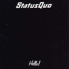 status quo - hello! CD 1973 phonogram vertigo UK used mint