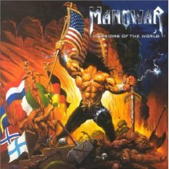 manowar - warriors of the world / the dawn of battle CD 2002 NTS 2-piece collectors edition mint