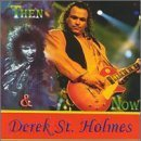 derej st. holmes - then & now CD 1999 10 tracks used mint