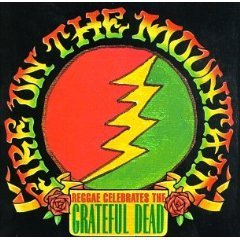 fire on the mountain - reggae celebrates the grateful dead CD 1996 11 tracks pow wow used mint