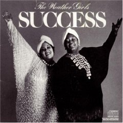 the weather girls - success CD 1983 columbia used mint