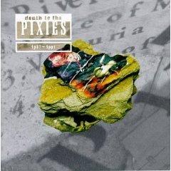 pixies - death to the pixies 1987 - 1991 CD 2-discs 1997 elektra used mint