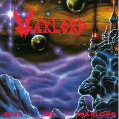 warlord - best of warlord CD 1993 metal blade used mint