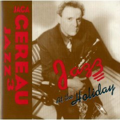 jaca gereau - jazz at the holiday CD palette productions used mint