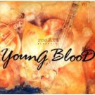 young blood - various artists CD 1988 rooart 12 tracks used mint