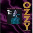 ozzy osbourne - back at the moon CD 1983 1995 sony used mint