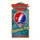 grateful dead - backstage pass VHS 1992 6 songs 35 minutes used mint