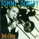 tommy dorsey orchestra - sheik of swing CD 1995 drive archive used mint