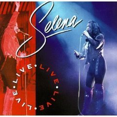 selena - live CD 1993 capital emi latin BMG Direct used mint