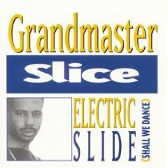grandmaster slice - electric slide (shall we dance) CD 1991 jive used mint