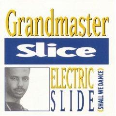 grandmaster slice - electric slide (shall we dance) CD 1991 jive used like new