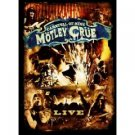 motley crue - carnival of sins DVD 2-discs 2005 clear channel used mint